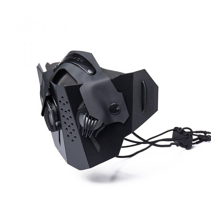 Comback x hardmade face mask in 2020 airsoft face mask