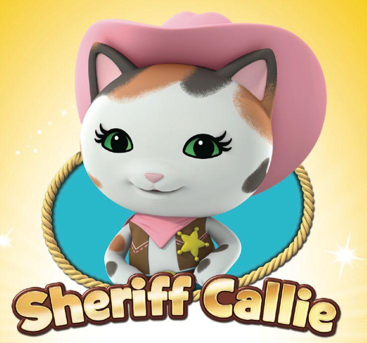 Personajes: La dulzura de la Sheriff Callie - Mundo Mab | Souvenirs PersonalizadosMundo Mab | Souvenirs Personalizados