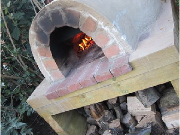 10 best images about rocket stoves cob ovens on for How to make a cob oven