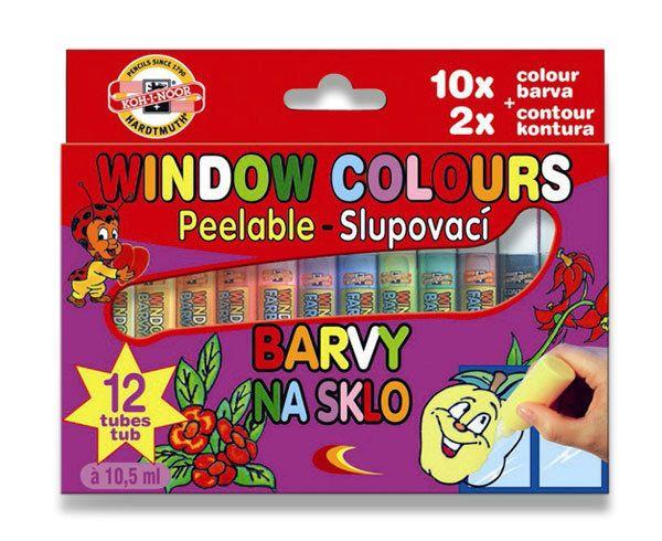 Slupovací barvy na sklo http://activacek.cz/produkt/barvy-na-sklo-koh-i-noor-1498/