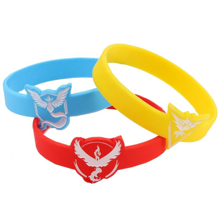 0.69$  Watch here - Newest Pokemon Go Silicone Bracelet Team Instinct Mystic Valor Bracelet Sports Women Men fans Charm Unisex Bracelets & Bangles   #bestbuy