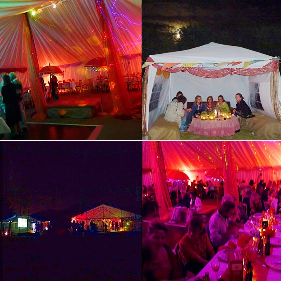Cool marquee party - several marquees inexpensively decorated in Indian style for a laid back bohemian & 47 best Marquee Party Ideas images on Pinterest | Marquee events ...