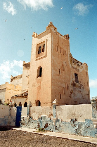 Sidi Ifni, Morocco.