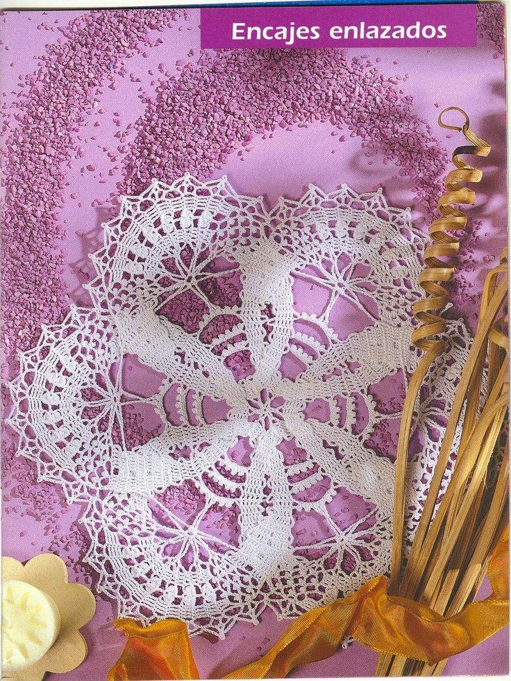 Grace y todo en Crochet: DISE�OS PARA EL HOGAR....DESIGNS FOR THE ...