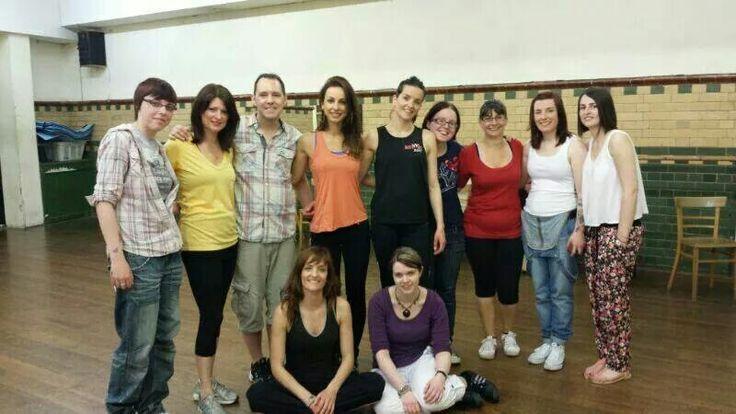 B*witched Irish Dance Class