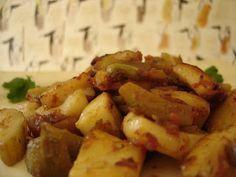 Margate ou blancs de seiche flambés au pastis, recette de la Cocotte