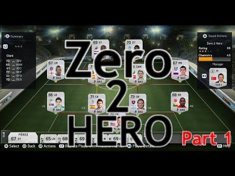Fifa 15: Zero 2 Hero - Ultimate Team