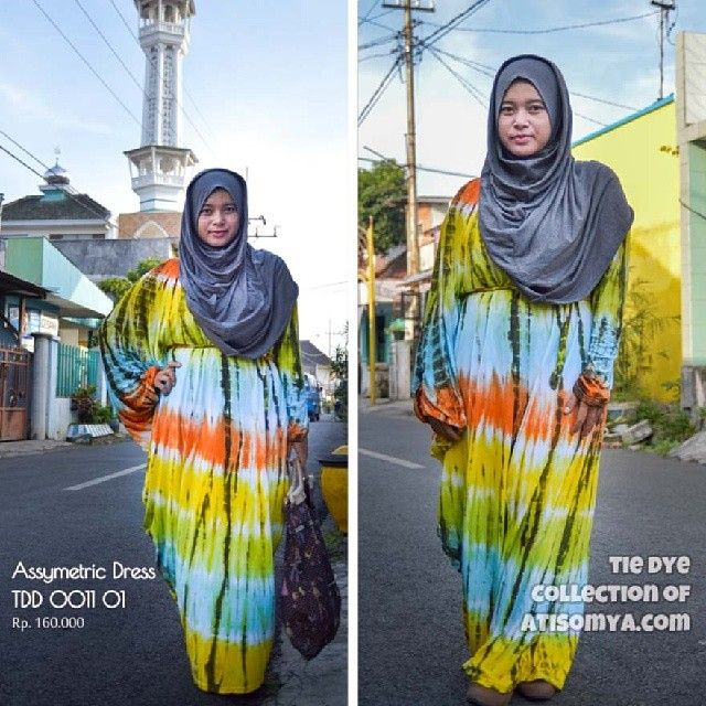 Outfit of the Day in Assymetric dress..