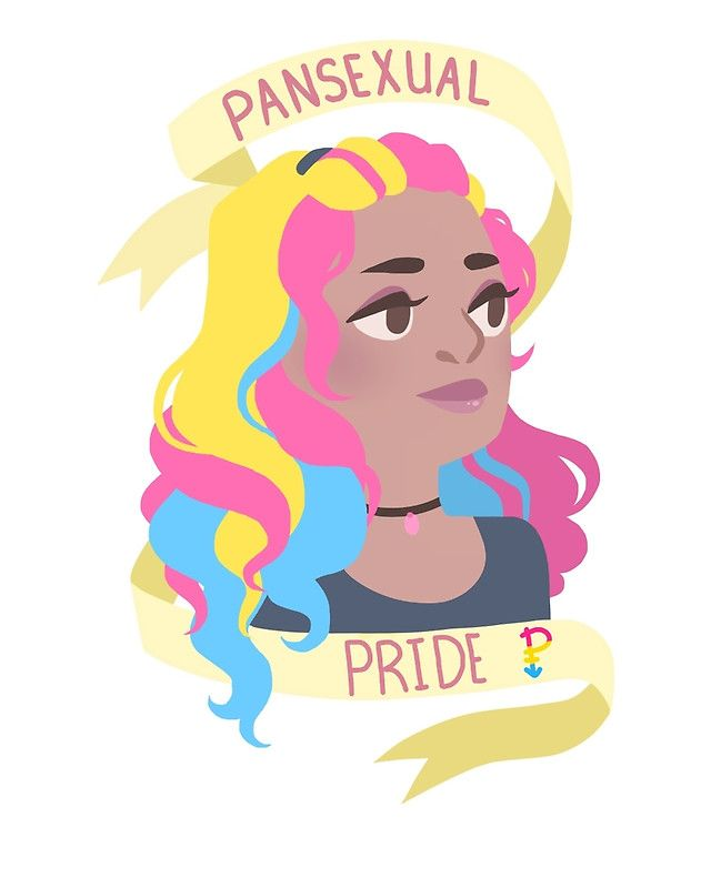 """""""Pansexual Pride"""" Art Prints by vousrein 