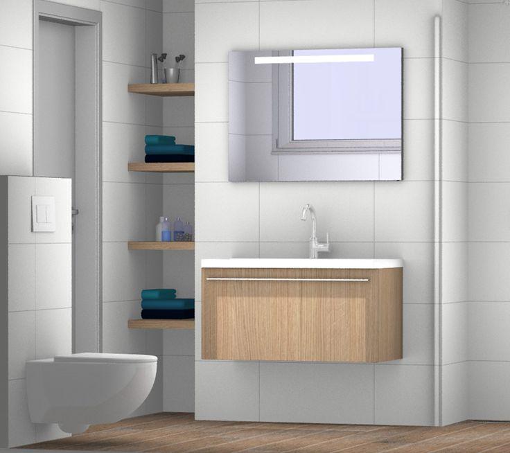 25 beste idee n over kleine keuken ontwerpen op pinterest kleine keukens keuken opstellingen - Originele toilet decoratie ...