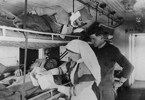 Forum Eerste Wereldoorlog :: Bekijk onderwerp - Vijf uitvindingen die populair werden door WOI