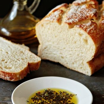 Extra Virgin Olive Oil Herb Dip | Cooking and Baking | Pinterest