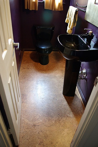 78 best cork flooring research images on pinterest flooring ideas cork flooring bathroom and. Black Bedroom Furniture Sets. Home Design Ideas