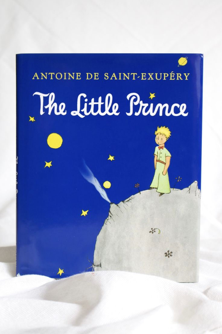 The Little Prince hardcover edition book