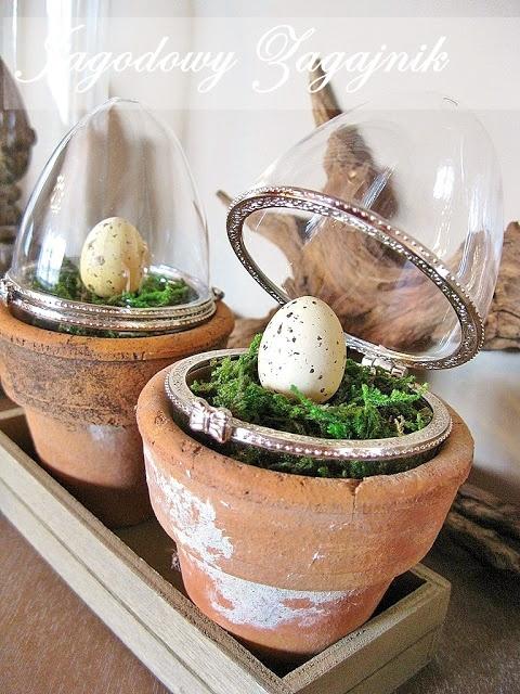 Jagodowy zagajnik: Easter Chic, Easter Crafts, Easter Fun, Decor Jagodowi Zagajnik, Hoppi Easter, Diy, Easter Blessed, Easter Spring, Easter Inspiration
