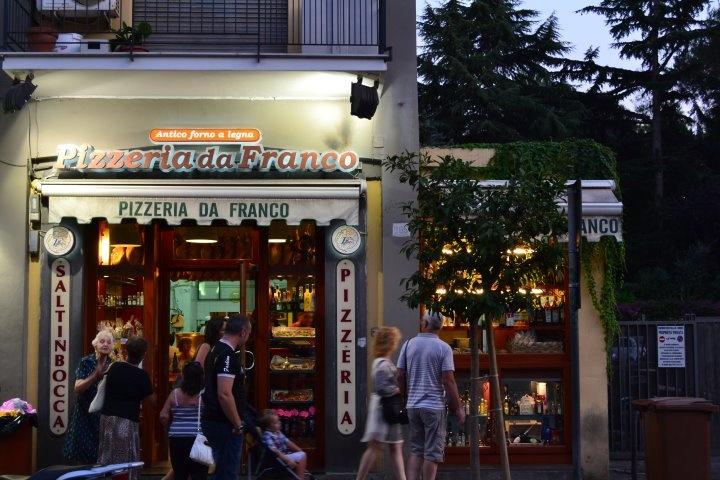 Pizzeria Da Franco, Sorrento