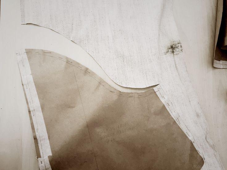 Sewing by Masha Andrianova