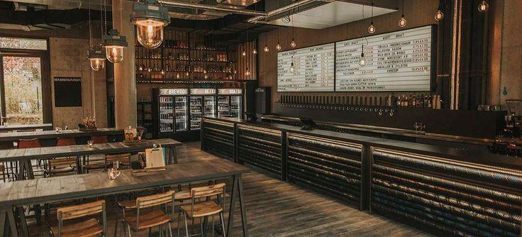 BrewDog eröffnet erste Bar in Berlin  Die schottische Brauerei eröffnet endlich auch in Deutschland einen Craft Beer Tempel.