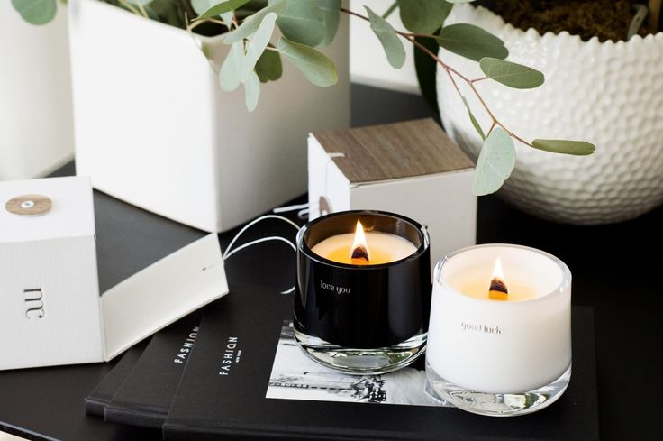 These minimalistic candles are as elegant as they are meaningful. Every non-toxic, soy-blend candle is poured into a handmade crystal holder, in black or white, with a beautiful wood wick that doesn't smoke. The fact that these candles are free of GMO plants, pesticides and herbicides, paraffin, and palm oil is only one part of what makes these environmentally friendly candles so significant. It's the messages on them, written so unassumingly, that really make them a thoughtful gift.