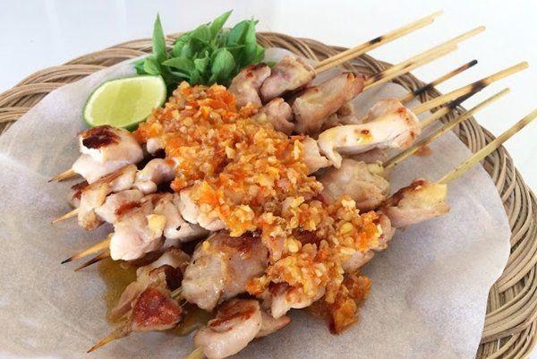 Resep Sate Taichan Senayan Dan Cara Membuat Sate Ayam Taichan Serta Rahasia Bumbu Sate Taichan Ayam Lengkap Dengan Tips M Resep Masakan Masakan Indonesia Resep