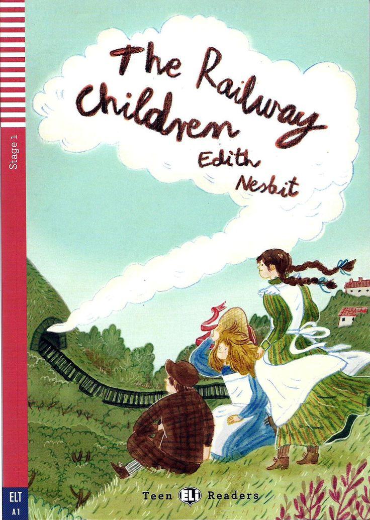 'The Railway Children': Livro com CD