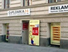 Diplomka Brno