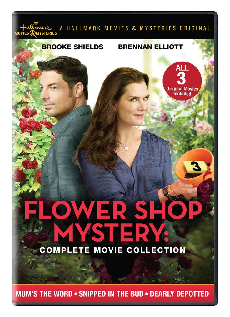 Flower shop mystery complete movie collection dvd
