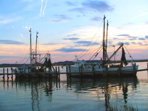 222 best images about shrimp boats on pinterest fishing for Beaufort sc fishing
