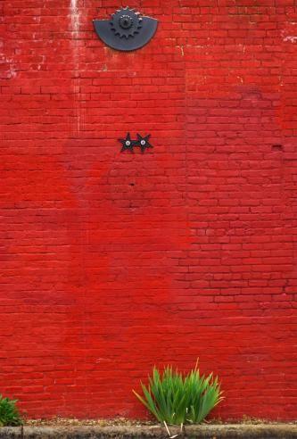 CHIP SIMONE - Redwall, Atlanta, 2006