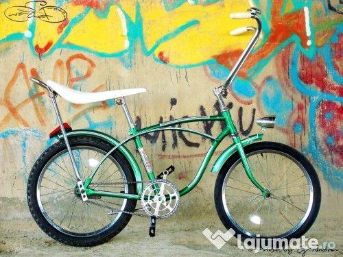 Bicicletă Pegas Kent - an 1974 - recondiționată. Arată superb! Îți place?