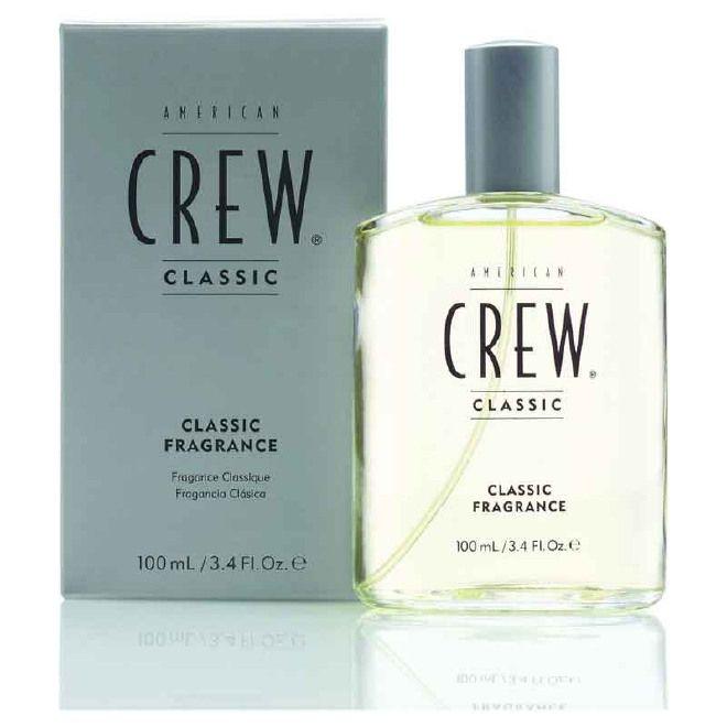 Descrizione :  CLASSIC FRAGRANCE  La nostra fragranza per l'uomo.  L'esclusiva fragranza da uomo di American Crew contiene note speziate e agrumate che creano una delicata profumazione decisamente maschile. Questa fragranza è l'essenza dei prodotti American Crew ed è la favorita dalle donne per i loro partner.