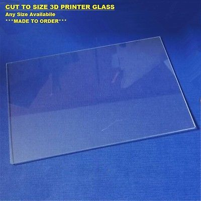 #Custom 3d printer #borosilicate #glass print bed - any size ,  View more on the LINK: http://www.zeppy.io/product/gb/2/272381348500/