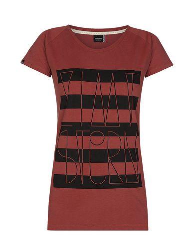 Penta | Women's T-Shirt | Fall / Winter Collection 2013 / 2014 | www.zimtstern.com | #zimtstern #fall #winter #collection #womens #tshirt #tee #shirt #street #wear #streetwear #clothing #apparel #fabric #textile #snow