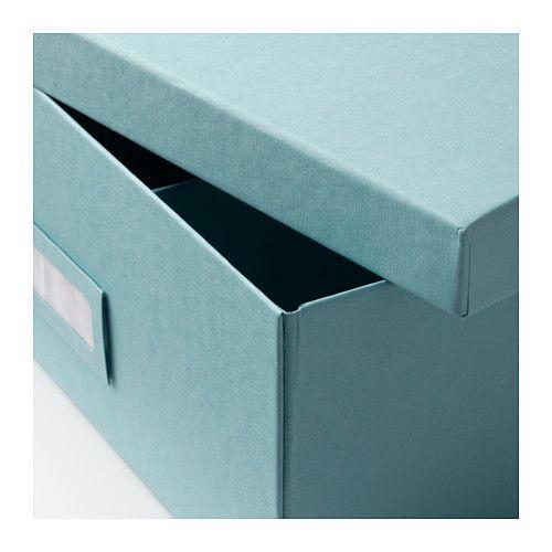 Faktum Ikea Schubladen Herausnehmen ~ TJENA Kasten mit Fächern  hellblau  IKEA