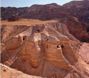 Qumran, Israele - Rinvenuti nelle grotte di Qumran i cosiddetti Manoscritti del Mar Morto (1947)