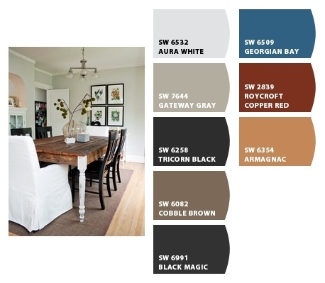 Dining Room on Dining Room Color Options   Home Decor