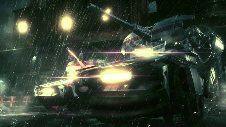 The Ace Chemicals Trilogy continues in part 2 of three new gameplay videos from Batman™: Arkham Knight. Witness the awesome power of the Batmobile, as the Da...