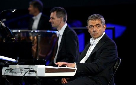 London 2012 #Olympics: Mr Bean most tweeted topic during Opening Ceremony