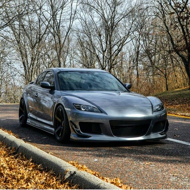 mazda rx8 black modified. mazda rx8 black modified