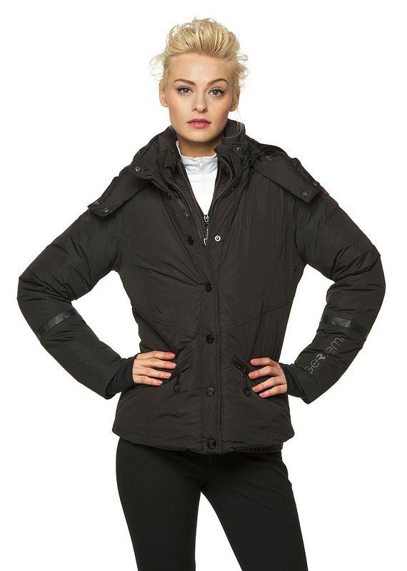 Gersemi Lena Black Autumn/Winter jacket in store now at Ridersxoxo
