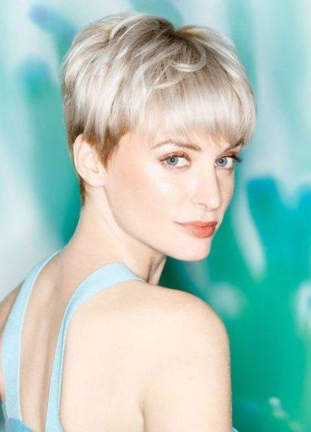 Frisur blond lang 2016