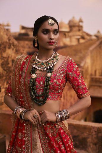 10 Bridal Makeup Looks for Stunning Dusky Brides! | WedMeGood - Best Indian Wedding Blog for Planning & Ideas.