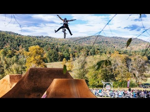 RED BULL DREAMLINE 2014 – THE ULTIMATE DIRT JUMP CONTEST