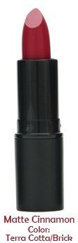One Terra Cotta/Brick (M27) Lipchic Lipstick From The Makers Of Lipchic Lipstick Sealer. Exceptionally smooth long-wearing lipstick. From The makers of Lipchic Lipstick Sealer. Stays fresh for hours while ensuring hydration and protection. Lipstick was designed to be used with Lipchic Lipstick Sealer (not included).
