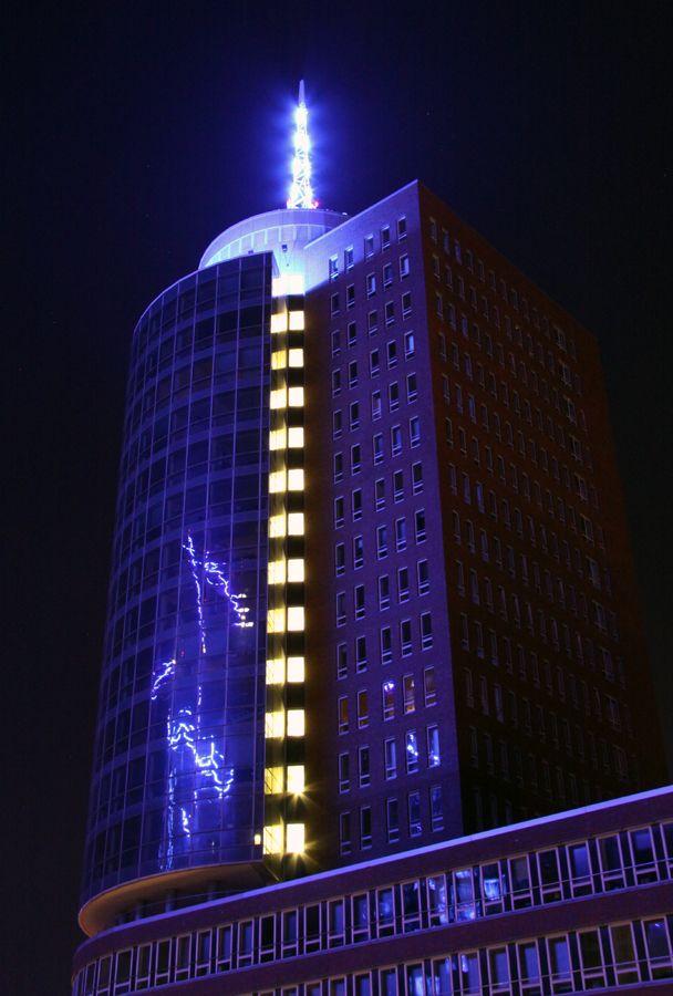 Blue Port 2012 Hamburg: Columbus Haus im Hanseatic Trade Center