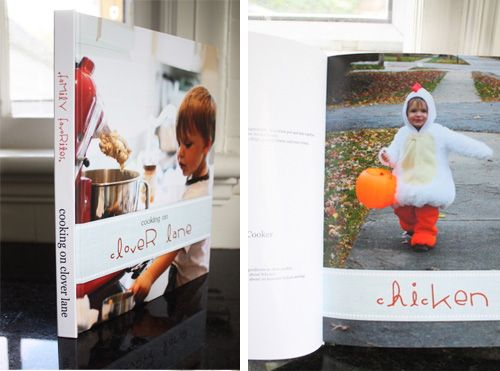 Photo book ideas: family recipe book! Combine recipes with family pictures! Definitely must do this!
