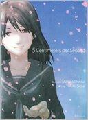 #5 Centimeters per Second #Makoto Shinkai