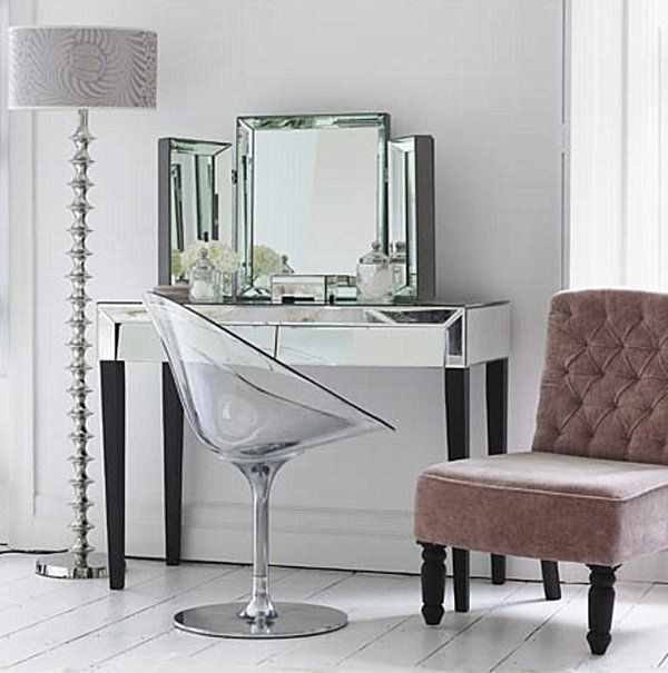 Adding Shine With Mirrored Furniture Contemporary Designs Pinterest Bedroom And Home Decor