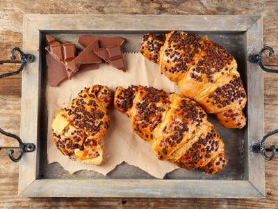 Sizzling S'more Crescent Rolls
