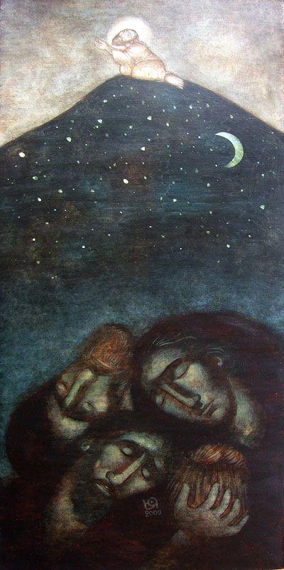 Gethsemane (Julia Stankova)